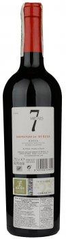 Вино Dominio De Berzal червоне сухе 0.75 л 14% (8437004476050)
