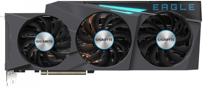 Gigabyte PCI-Ex GeForce RTX 3090 EAGLE OC 24GB GDDR6X (384bit) (2 х HDMI, 3 x DisplayPort) (GV-N3090EAGLE OC-24GD)