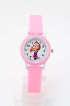 Детские наручные часы Amix Маша и Медведь (14246)