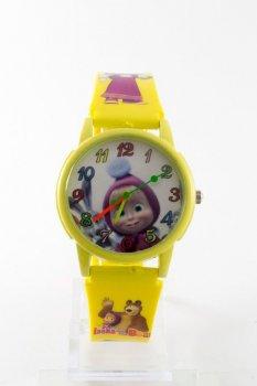 Детские наручные часы Amix Маша и Медведь (13733)