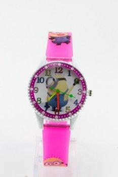 Детские наручные часы Amix Миньоны (13270)