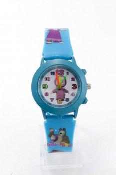 Детские наручные часы Amix Маша и Медведь (13102)