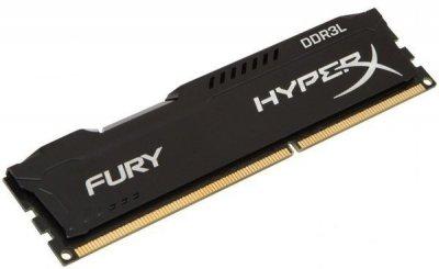 Оперативна пам'ять HyperX DDR3L-1866 8192MB PC3L-14900 Black Fury (HX318LC11FB/8)