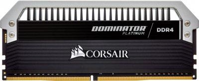 Оперативна пам'ять Corsair DDR4-3866 8192MB PC4-30900 (Kit of 2x4096) Dominator Platinum Black (CMD8GX4M2B3866C18)