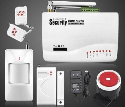 Сигнализация Kerui Security Alarm System G10 (1323280943326)