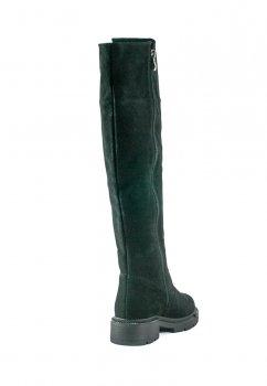 Сапоги зимние женские SND 260-з черные
