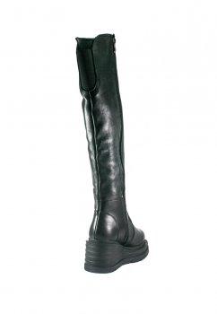 Сапоги зимние женские SND 280-к черные