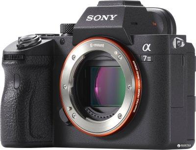 Фотоапарат Sony Alpha А7 III Body Black (ILCE7M3B.CEC) Офіційна гарантія!