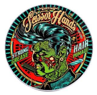 Бріолін для укладання волосся Scissor Hands Barber 115 мл