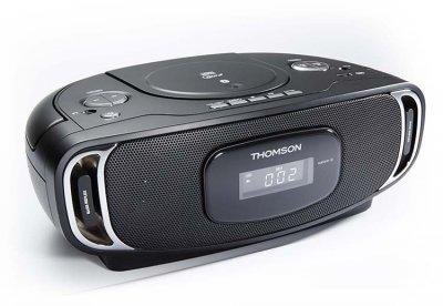 Портативний радіо CD (Bluetooth®) RCD400BT THOMSON, б/в