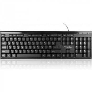Клавиатура Vinga KB320BK