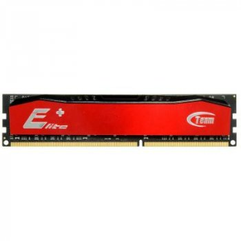 Модуль памяти для компьютера DDR4 4GB 2400 MHz Elite Plus Red Team (TPRD44G2400HC1601)