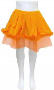 Юбка Seta Decor Лисичка 15-806-OR 116-124 см Оранжевая (2000042656010)
