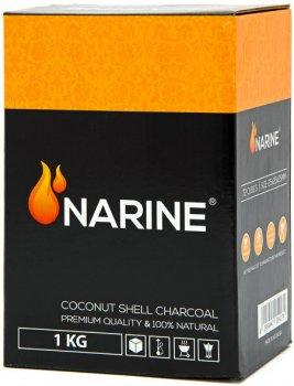 Уголь кокосовый Narine 1 кг