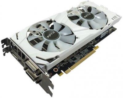 KFA2 PCI-Ex GeForce GTX 1060 EX OC White 6GB GDDR5 (192bit) (1556/8008) (2 x DVI, HDMI, DisplayPort) (60NRH7DVM3WK/4895147123585)