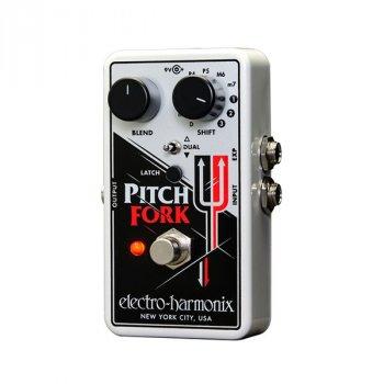 Педаль эффектов Electro-harmonix Pitch Fork