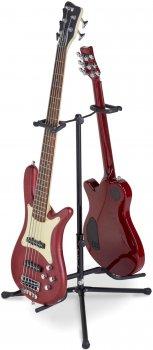 Стійка для 2-х гітар Rockstand B - Autoflip Guitar Stand for 2 Instruments (rs20843)
