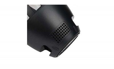 Портативна бездротова Bluetooth колонка Sunroz Flame Atmosphere BTS-596 LED Камін Чорний (SUN0114)