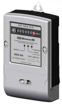 Лічильник електричний Gross DDS-UA eco 1.0 5(50)A (229)