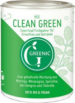 Суміш Greenic Clean Green 90 г (4260418020151)