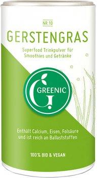 Порошок Greenic Barley Grass з трави ячменю 100 г (4260418020106)