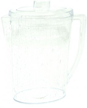 Кувшин с крышкой Proff 1.8 л Прозрачный (PF2601442/Tr)