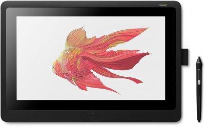 Монітор-планшет Wacom Cintiq16/FHD (DTK1660K0B)