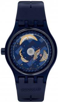 Наручные часы SWATCH SISTEM NOITE SUTN405