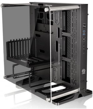 Корпус Thermaltake Core P3 Tempered Glass Black (CA-1G4-00M1WN-06)