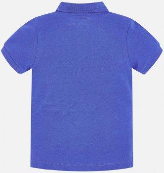 Поло Mayoral Mini Boy 150-13 Синее