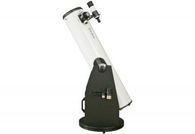 "Телескоп Arsenal-GSO 203/1200, CRF, Добсон, 8"", серебристая труба (GS-680C)"