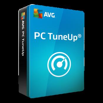 AVG TuneUp Unlimited. Первоначальное приобретение на 1ПК/1год