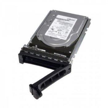 Жорсткий диск для сервера Dell 600GB SAS 15K RPM 12Gbps 2.5 in Hot-plug Hard Drive,3.5 in HYB (400-AJSC)