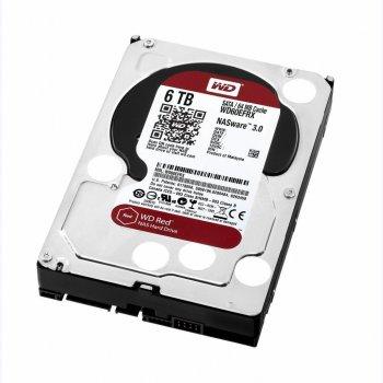 """Жорсткий диск 3.5"""" 6TB Western Digital (WD60EFRX)"""