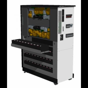 ИБП Centiel PremiumTower 10 (UPS-PT010-l080-D0F) + комплект АКБ 80 шт.(9Ah) FIAMM