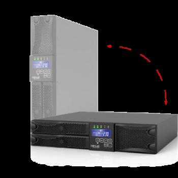 ИБП Centiel EssentialPower RT 2К (UPS-EP002-11-I06-3US) short