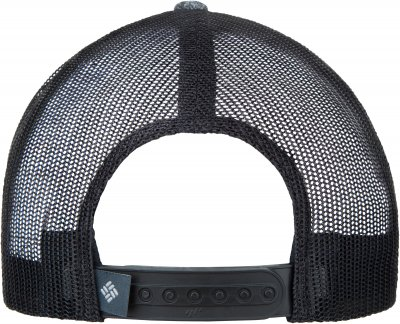 Кепка Columbia Mesh Snap Back 1652541-034 OS Темно-серая (0192290229121)