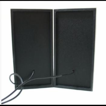 Комп'ютерні дерев'яні колонки UKC акустика FT-102 Black