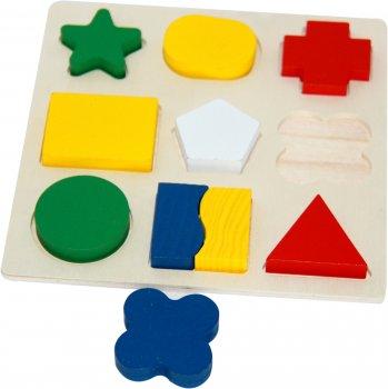 Игра Руді Геометрика фигурки (Д453у-3а) (4824003001958)