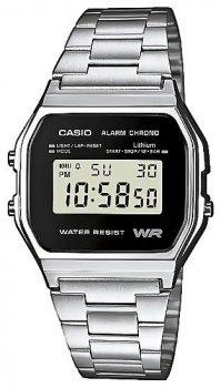 Годинник CASIO A158WEA-1EF Japan