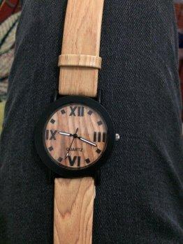 Кварцові годинники Quartz Brown