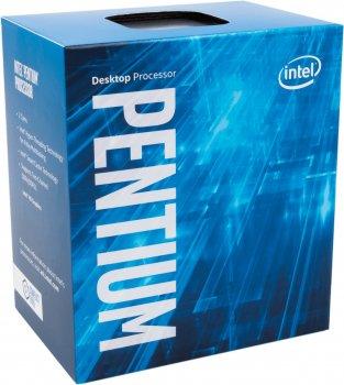 Процессор Intel Pentium Gold G4600 3.6GHz/8GT/s/3MB (BX80677G4600) s1151 BOX