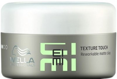 Глина Wella Professionals Eimi Texture Touch матова 75 мл (4084500585720/8005610587110)