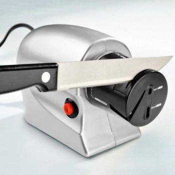 Электрическая точилка для ножей и ножниц Swifty Sharp Sharpener