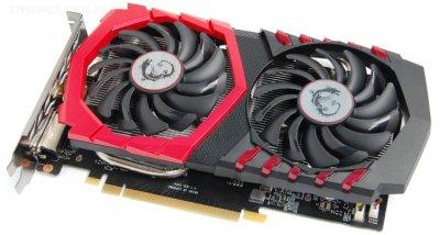 Відеокарта MSI GeForce GTX1050 Ti 4096Mb GAMING X (F00143987)