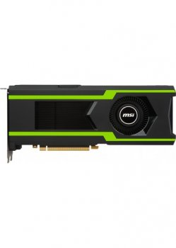 MSI GeForce GTX1080 Ti 11Gb AERO OC (GTX 1080 Ti AERO 11G OC)