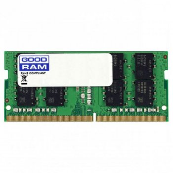 Модуль памяти Goodram 8GB [1x8GB 2133MHz DDR4] (GR2133S464L15/8GR) (F00149816)