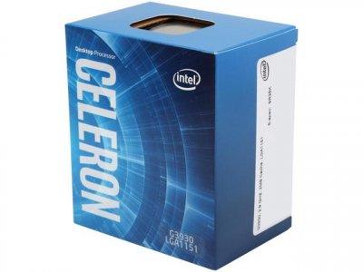 Процесор Intel Celeron G3930 (BX80677G3930) (F00133763)