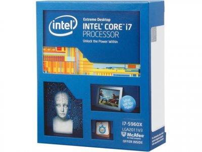 Intel Core i7-5960X 3.00 GHz 20MB BOX, Extreme Edition (BX80648I75960X)