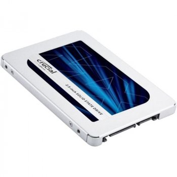 "Накопичувач SSD 1TB Crucial MX500 2.5"" SATAIII 3D TLC (CT1000MX500SSD1)"